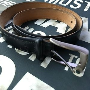 Mens Black Belt sz 36